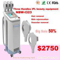 Buy cheap Big sale Skinlift wrinkle removal and hair removal device , IPL Hair Removal Machine from wholesalers