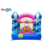 Buy cheap Colorful Removeable Inflatable Indoor Bouncing Castle Portable For Kindergartens from wholesalers