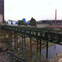Buy cheap Portable Steel Pedestrian Bridge , Simple Steel Structures For For Highway Use product
