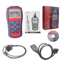 Buy cheap Autel Diagnostic Tools MaxiScan MS409 OBD II/EOBD Scanner With LCD Screen from wholesalers