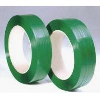 Buy cheap Insulation green high temperature polyester strapping adhesive tape from wholesalers