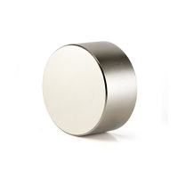 Buy cheap D12x3mm Super strong Nickel coating NdFeB disc magnet from wholesalers