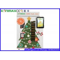 Buy cheap Automatic orange juicer vending machine for foods and drinks from wholesalers