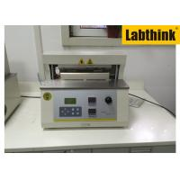 Buy cheap Aluminium Foil Heat Seal Tester / Testing Equipment With Two Heat Sealing Jaws from wholesalers