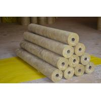 Buy cheap High Density Rockwool Pipe Insulation  from wholesalers