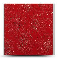 Buy cheap Anti Aging Decorative PVC Panels For Indoor Shining Fireworks Surface from wholesalers