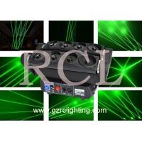 Buy cheap New Green Spider Moving Head Light Beam Laser for DJ Disco Laser Lights from wholesalers