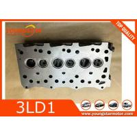 Buy cheap ISUZU Excavator Engine 3LD1  3LD2 Head Cylinder Casting Iron Material from wholesalers