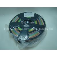 Buy cheap 1.75 / 3.0 Mm Gradient Color 3d Printer Filament Rainbown Color PLA 3d Filament product