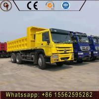 Buy cheap Howo dump tipper truck 35 Tons Diesel Heavy Duty Truck Hydraulic Lorry Truck from wholesalers