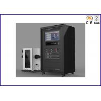 Buy cheap High Accuracy Smoke Density Test Apparatus For Building Material ASTM D2843 from wholesalers