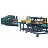 Buy cheap Automatic PU Sandwich Panel Machine 24m Belt Panel Roll Forming Machine from wholesalers