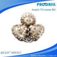 Buy cheap oil exploration equipment drilling spare parts rig TCI drill bit/TCI tricone bit for well from wholesalers