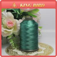Buy cheap High Tenacity Embroidery Machine Bobbin Thread Filament Polyester from wholesalers