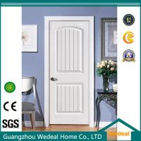 Buy cheap Classical White Two Panel Interior Door With Door Lock And Hinge from wholesalers