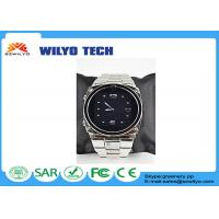 Buy cheap W818 1.6 inch Waterproof Cell Phone Wrist Watch Java Msn Skype Whatsapp from wholesalers