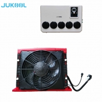 Buy cheap 80A 12V 9000BTU Vehicle Air Conditioning product