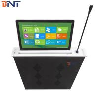 Buy cheap 45 Degree Pitching Angle LCD Screen Lift , Ultra Thin Hidden Monitor Lift from wholesalers