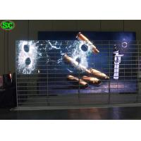 Buy cheap p8.93 Transparent Curtain LED Screen for Stage and Fashion Show , 100000h Life Span from wholesalers