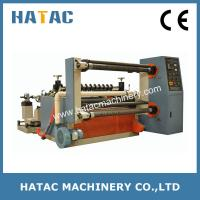 Buy cheap Economic Corrugated Board Slitter Rewinder,Plastik Slitters Machinery,PE Slitting Machine from wholesalers