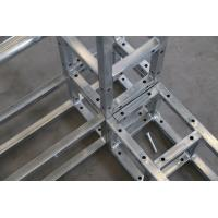 Light Duty Steel Stage Truss , Adjustable Steel Roof Trusses For Metal Building