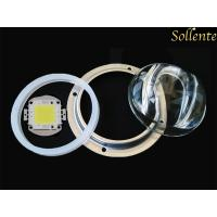 Buy cheap High Power COB Integrated LED Module 6000K With Street Lens Borosilicate Glass from wholesalers
