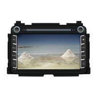 Buy cheap Touch screen car dvd player honda HRV navigation system with gps wifi for Vezel HRV product