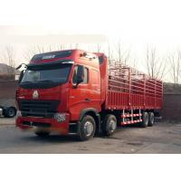 Buy cheap Fence Cargo Stake Truck SINOTRUK HOWO 30-60 Tons Capacity 8X4 LHD Euro2 from wholesalers