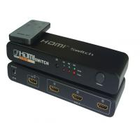 Buy cheap 3-CH HDMI in ,1-CH HDMI output HDMI Switch from wholesalers
