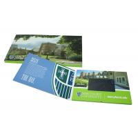 Buy cheap Customized China lcd video business cards, lcd video mailer for education from wholesalers