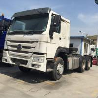 Buy cheap 336HP Prime Mover Truck Air Pod EuroII 15 Months Guarantee Period from wholesalers