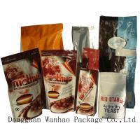 Buy cheap PET / VMPET / PE Zip lock Stand Up Packaging Bags For Ground Coffee / Coffee Beans Customized from wholesalers