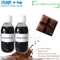 Buy cheap Best VG/PG based fruit/tobacco/mint flavourings liquid high concentrated Chocolate flavor for E-juice product