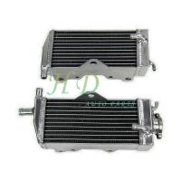 Buy cheap Aluminum Motorcycle Motocross Radiator For HONDA CR125 90-93 from wholesalers