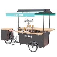 Buy cheap All Stainless Steel Beer Scooter Cart With Large Product Operation Space from wholesalers