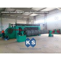 Buy cheap HighSpeed Automated Gabion Machine Hexagonal Wire Mesh Production Line 4300mm from wholesalers