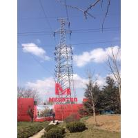 Buy cheap 110KV power transmission tubular tower from wholesalers
