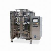 Buy cheap Four Vertical Sealing Packaging Machine, Maximum 55 Bags/Minute Speed, Complex/Aluminum/Paper Film from wholesalers