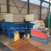 Buy cheap plastic shredder for PP woven bags/plastic film shredder/ plastic profle crusher from wholesalers