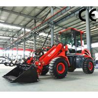 Buy cheap wheel loader EURO III engine,Joystick,construction small loader, front end wheel loader fo product