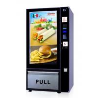 Buy cheap Heater Function Snack Vending Machines Bar / Cinema / Office Vending Machine from wholesalers