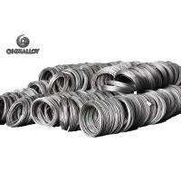 Buy cheap 0cr21al4 Fecral Alloy Wire / Foil / Strip 0.05 - 8.0mm For Electric Heater from wholesalers