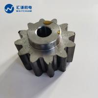 Buy cheap Custom stainless steel drill air compressor gear wheel part from wholesalers