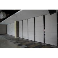 Buy cheap Aluminum Folding Acoustic Partition Wall , Sound Absorbing Movable Wall Systems from wholesalers