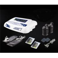Buy cheap Detox Foot Spa Machine Ion Cleansing AH-805D Dual Persons Dual Screen with High Quanlity Protable Aluminum Box Massager from wholesalers