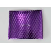 Buy cheap Lightweight Metallic Bubble Mailers , Shock Resistance Bubble Mailer Envelope from wholesalers