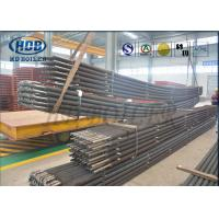 Buy cheap Spiral Type Fin Welded Heat Exchanger Tubes For Boiler Economizer ASME Standard from wholesalers
