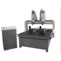 Buy cheap China Manufacture high quality mul-head 4 axis cnc router / cnc wood carving machine from wholesalers