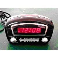 Buy cheap VC-007 AM/FM CLOCK RADIO from wholesalers