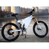 Buy cheap Fastest 72v 5000w Enduro Powerful Electric Bike Bicycle With 26.1ah Lithium Battery from wholesalers